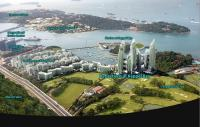 REFLECTIONS AT KEPPEL BAY, 3bdrm, 1604sqft, Villa